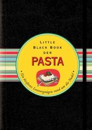 Little Black Book der Pasta