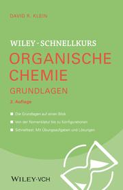 Wiley-Schnellkurs Organische Chemie - Grundlagen