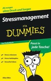 Stressmanagement für Dummies