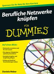 Berufliche Netzwerke knüpfen für Dummies