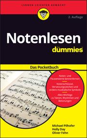 Notenlesen für Dummies Pocketbuch