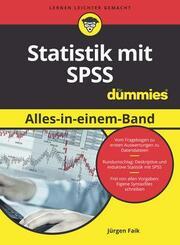 Statistik mit SPSS - Alles-in-einem-Band