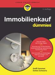 Immobilienkauf für Dummies - Cover