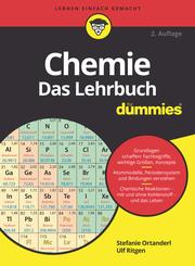 Chemie für Dummies - Das Lehrbuch