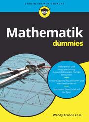 Mathematik für Dummies - Cover