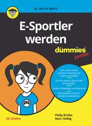 E-Sportler werden für Dummies Junior - Cover