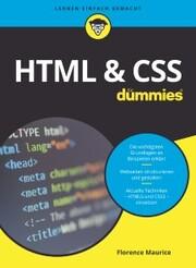 HTML und CSS für Dummies