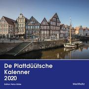 De Plattdüütsche Kalenner 2020