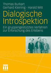 Dialogische Introspektion