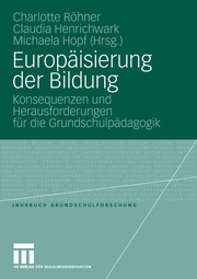 Europäisierung der Bildung