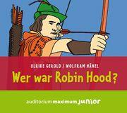 Wer war Robin Hood? - Cover