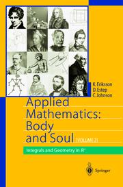 Applied Mathematics: Body and Soul II