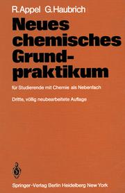 Neues chemisches Grundpraktikum