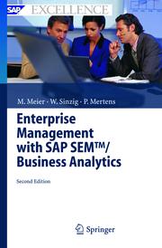 Enterprise Management with SAP SEM TM/Business Analytics