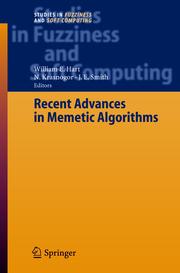 Recent Advances in Memetic Algorithms