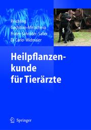 Heilpflanzenkunde für Tierärzte