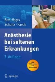 Anästhesie bei seltenen Erkrankungen