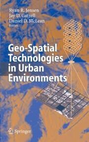 Geo-Spatial Technologies in Urban Environments