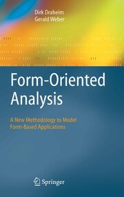 Form-Oriented Analysis