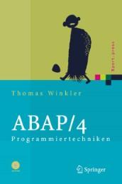 ABAP/4 Programmiertechniken