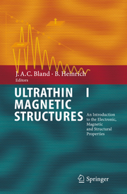 Ultrathin Magnetic Structures I