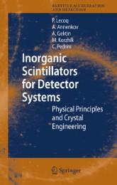Inorganic Scintillators for Detector Systems