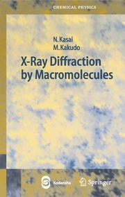 X-Ray Diffraction by Macromolecules