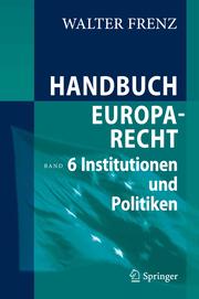 Handbuch Europarecht 6