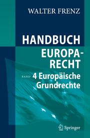 Handbuch Europarecht 4