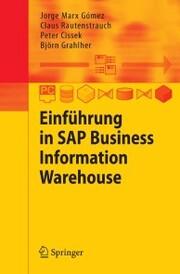Einführung in SAP Business Information Warehouse - Cover