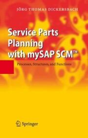 Service Parts Planning with mySAP SCM