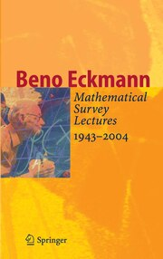 Mathematical Survey Lectures 1943-2004