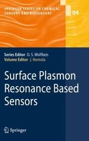 Surface Plasmon Resonance Based Sensors