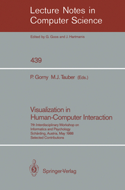 Visualization in Human-Computer Interaction