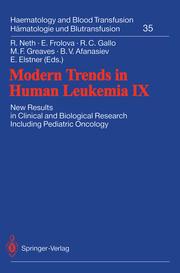 Modern Trends in Human Leukemia IX