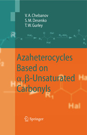 Azaheterocycles Based on a, ß-Unsaturated Carbonyls