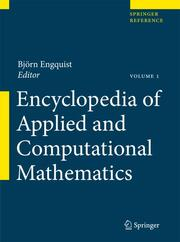 Encyclopedia of Applied and Computational Mathematics