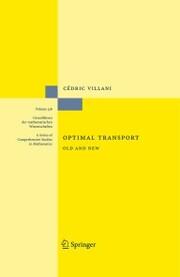 Optimal Transport