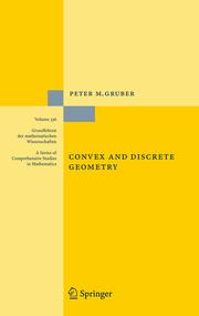Convex and Discrete Geometry
