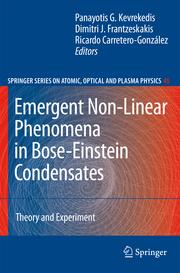 Emergent Nonlinear Phenomena in Bose-Einstein Condensates - Cover