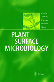 Plant Surface Microbiology