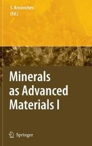 Minerals as Advanced Materials I