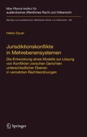 Jurisdiktionskonflikte in Mehrebenensystemen