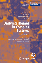 Unifying Themes in Complex Systems VI