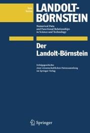 Der Landolt-Börnstein