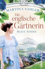 Die englische Gärtnerin - Blaue Astern - Cover