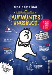 Das mittelgroße Aufmunterungsbuch - Cover