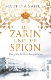 Die Zarin und der Spion - Cover