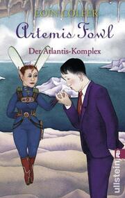 Artemis Fow: Der Atlantis-Komplex