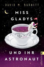 Miss Gladys und ihr Astronaut - Cover
